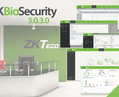 ZKTECO ZK-BIOSECUR3.0-3